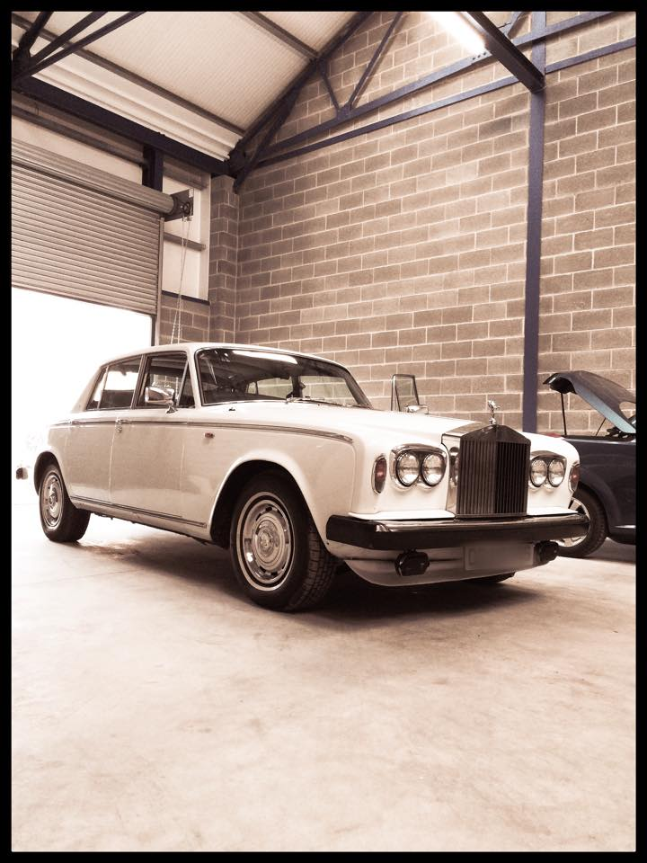 Rolls Royce Silver Shadow Air Conditioning Re