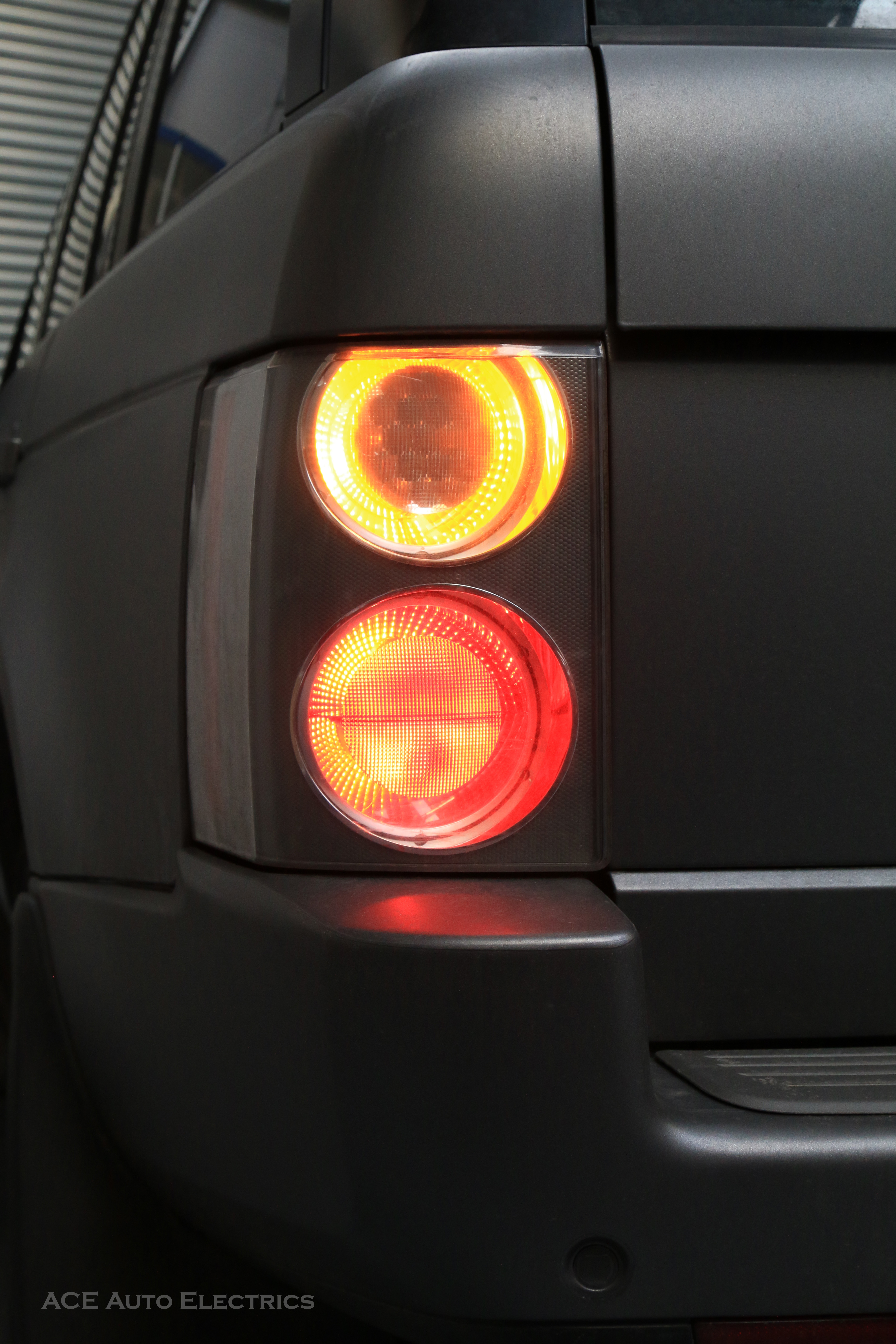 Range Rover Rear Light