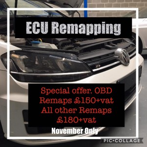 ECU Remapping Offer